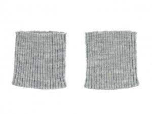 x3 Bord côte poignets  flanelle