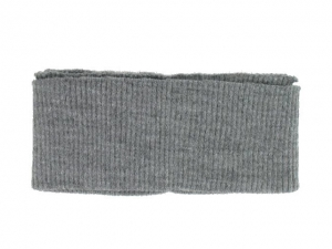 x3 Bord côte ceinture gris foncé