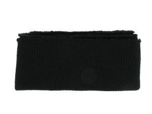 x3 Bord côte ceinture noir