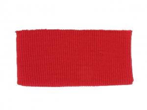x3 Bord côte ceinture rouge