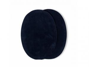 Renfort imitation daim PRYM Bleu marine