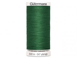 Fil à coudre Gütermann 500m col : 237 vert sapin