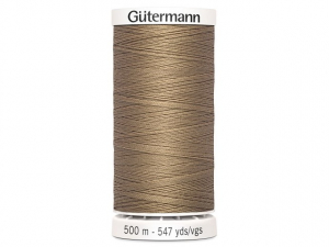 Fil à coudre Gütermann 500m col : 139 beige