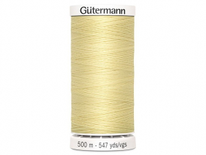 Fil à coudre Gütermann 500m col : 325 sable