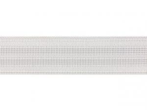 Élastique caleçon 30 mm blanc