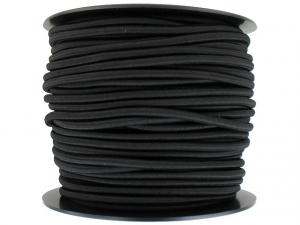 Élastique transat 5 mm noir
