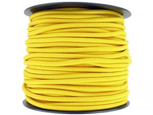 Élastique transat 5 mm jaune