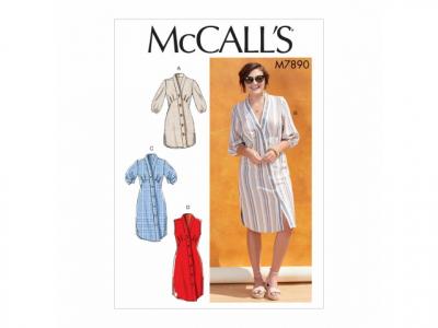 Patron McCall's M7890
