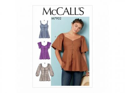 Patron McCall's M7902