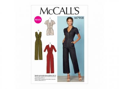 Patron McCall's M7908