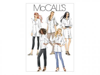 Patron McCall's M6124