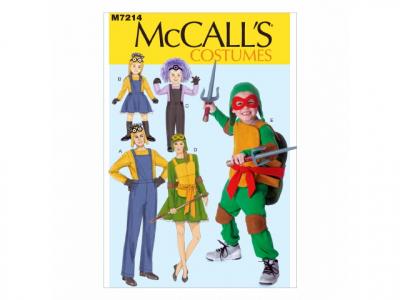 Patron McCall's M7214