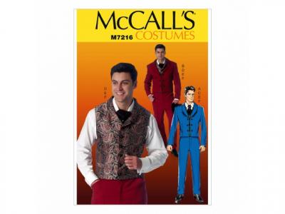 Patron McCall's M7216MEN