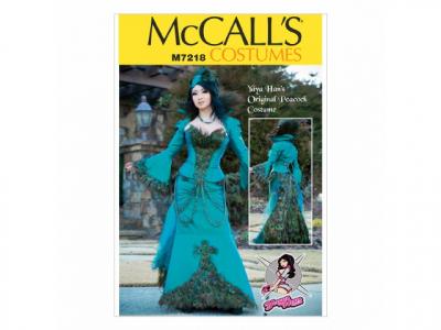 Patron McCall's M7218