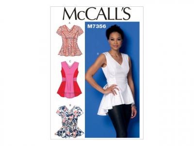 Patron McCall's M7356