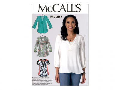 Patron McCall's M7357