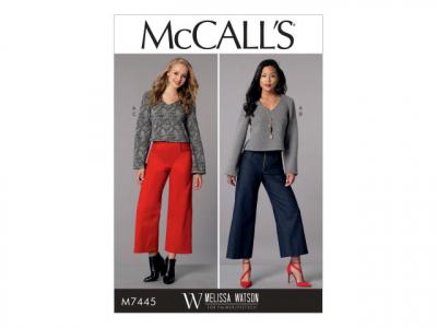 Patron McCall's M7445