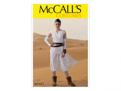 Patron McCall's M7421MISS