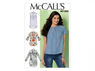 Patron McCall's M7360