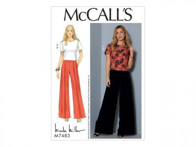 Patron McCall's M7483