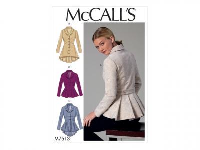 Patron McCall's M7513