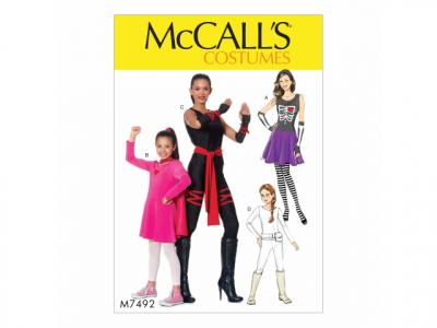Patron McCall's M7492