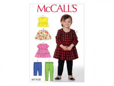 Patron McCall's M7458CAA