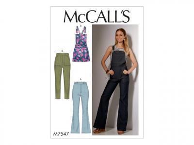 Patron McCall's M7547