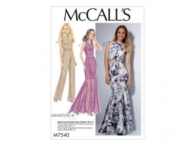 Patron McCall's M7540