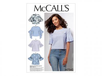 Patron McCall's M7542