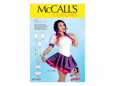 Patron McCall's M7455