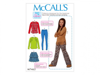 Patron McCall's M7463