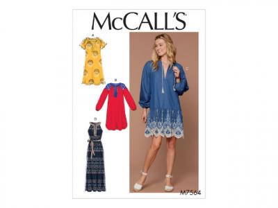 Patron McCall's M7564