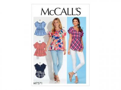 Patron McCall's M7571