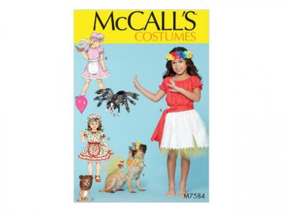 Patron McCall's M7584KIDS