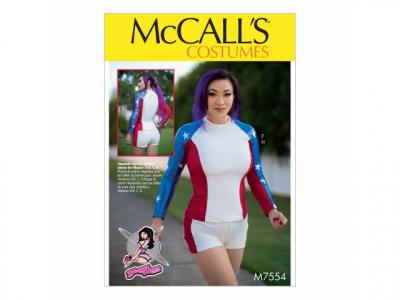 Patron McCall's M7554
