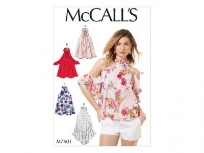 Patron McCall's M7601