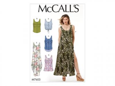 Patron McCall's M7603