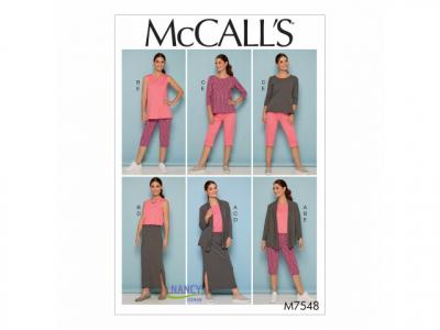 Patron McCall's M7548