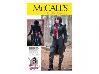 Patron McCall's M7616