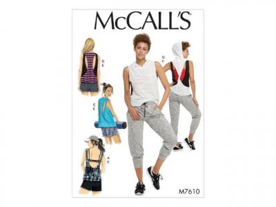 Patron McCall's M7610