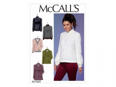 Patron McCall's M7660