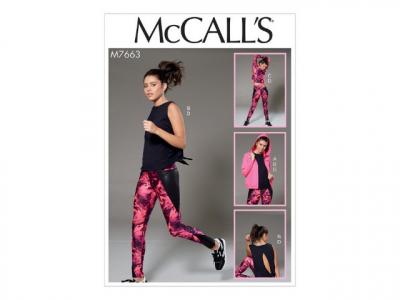 Patron McCall's M7663
