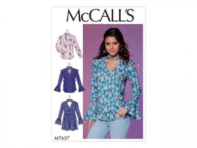 Patron McCall's M7657