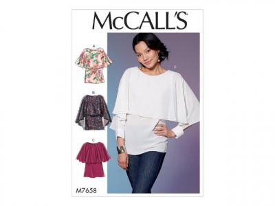 Patron McCall's M7658OSZ