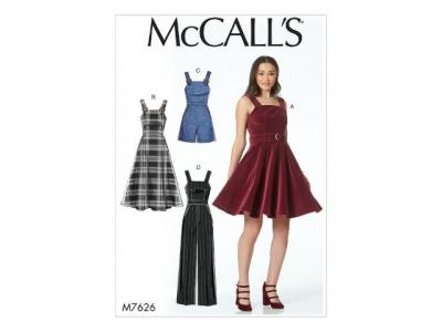 Patron McCall's M7626