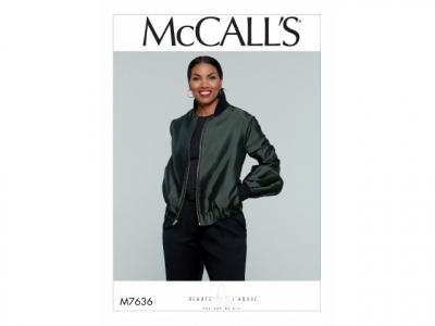 Patron McCall's M7636