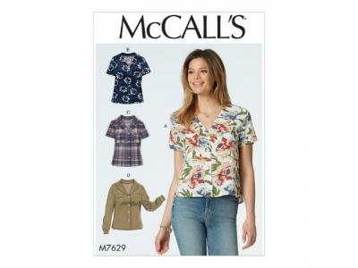 Patron McCall's M7629