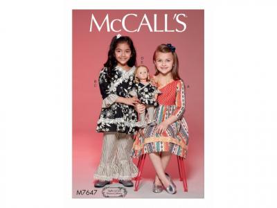 Patron McCall's M7647OSZ
