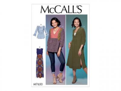 Patron McCall's M7650